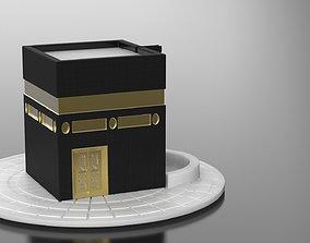 3D print model Khana Kaaba -Building in Makkah