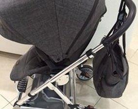 Simple Stroller Bag Hook 3D print model
