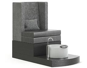 3D Pedicure Chair