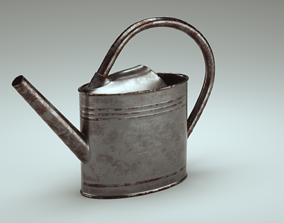 Watering Can 3D PBR