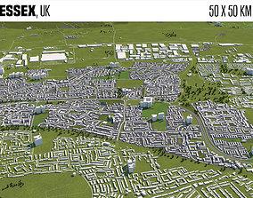 Essex UK 3D