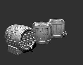 3D printable model Barrel 01 for Printing