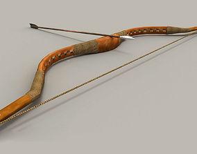 3D model Archery Bow - PBR Game-Ready