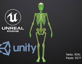 Substance Skeleton Army 3D asset