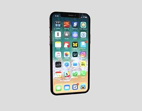 3D asset realtime iphone 11 pro