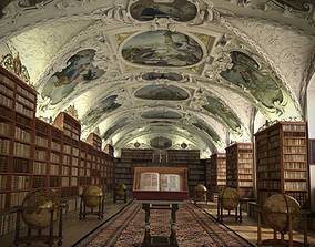 3D Royal House Interior Collection