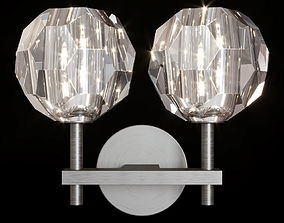 3D model Restoration Hardware BOULE DE CRISTAL DOUBLE 1