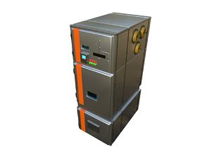 Medium Voltage Metal - Clad Air Insulated 3D model