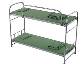 3D model Bunk bed standard
