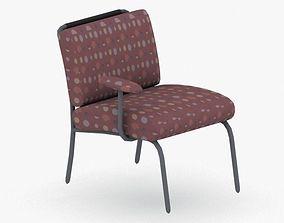1278 - Office Chair 3D model