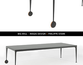 3D MAGIS - BIG WILL - TABLE