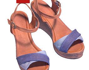 3D asset Sandals 181
