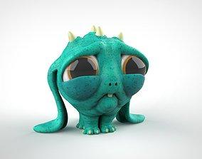 3D print model MY LITTLE MONSTER - MI PEQUEniO MONSTRUO