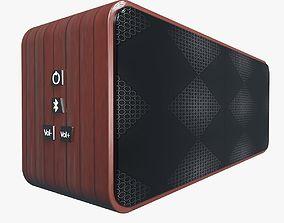 Bluetooth Speaker 3D