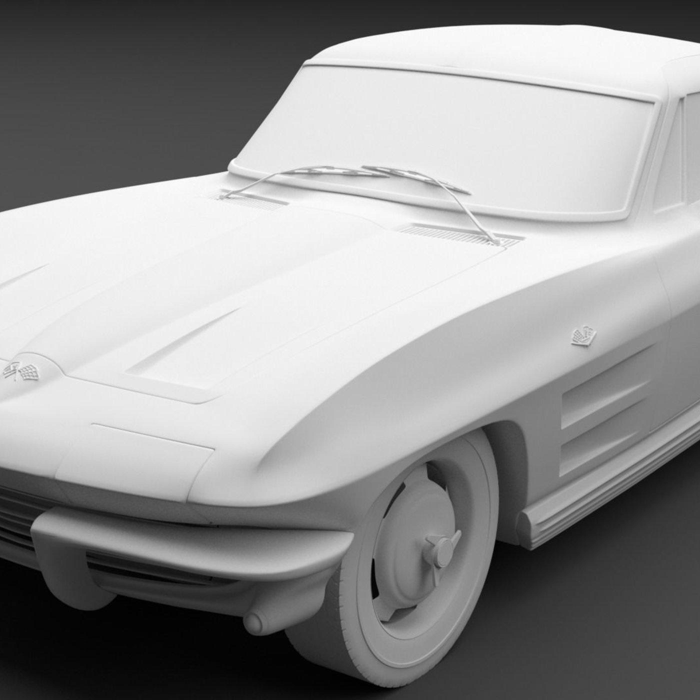 1964 chevrolet corvette stingray C2 coupe