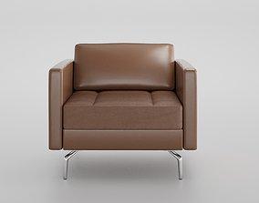 armchair square 3D model