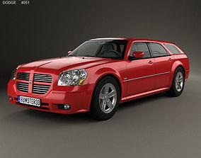3D Dodge Magnum RT 2004
