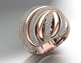 3D printable model Ring Fashion rings