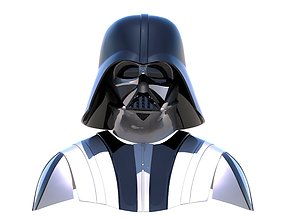 DARTH VADER EP 4 ANH FOR 3D PRINTING
