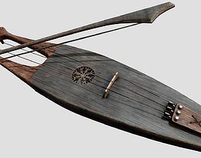 3D model Jouhikko - Tagelharpa - PBR