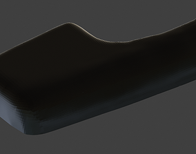 VOLKSWAGEN TOUAREG 2003-2010 FRONT 3D printable model 2