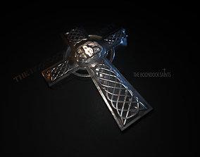 Celtic Cross The Boondock Saints 3D print model