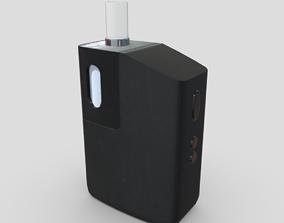 Vaporizer 3D asset game-ready