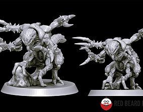 Xenoteras Ripper 3D printable model