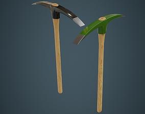 Pickaxe 2A 3D model