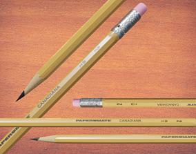 3D model Generic HB Pencil