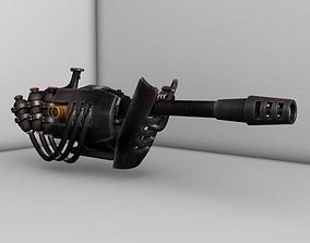 3D Flame Thrower