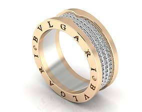 3D print model Ring 52