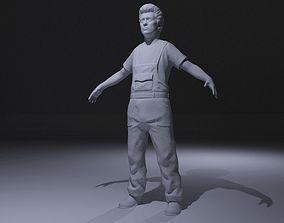 Loader 3D print model