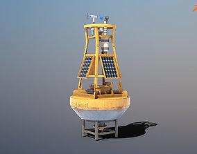 3D asset Weather Buoy - PBR