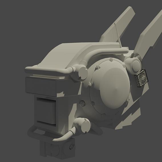Chappie Robot