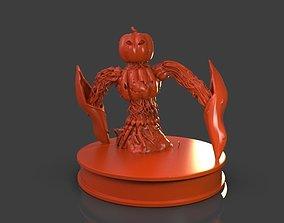 3D printable model Pumpkin Creature V2