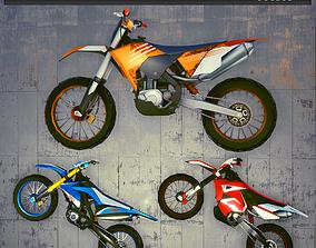 Bikes 2019 3D model