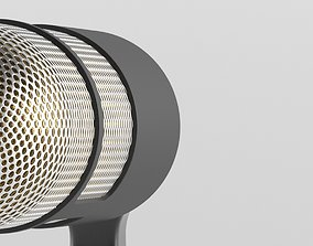 3D Microphone High poly Model