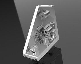 Aluminum Joint Frame 3D model
