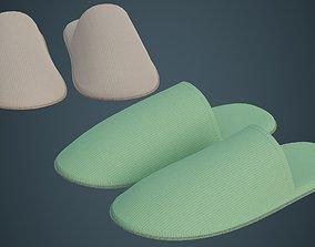 3D asset Slipper 2A