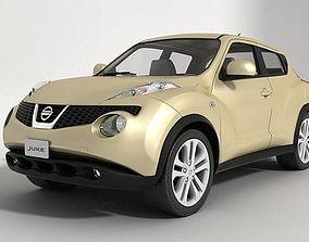 3D model nissan Nissan Juke
