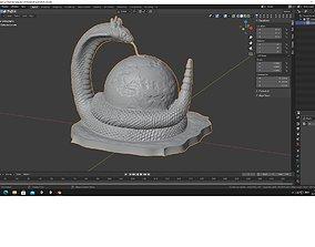 3D print model Erth2020