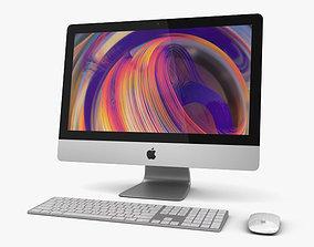 3D Apple iMac 21-5-inch 2019