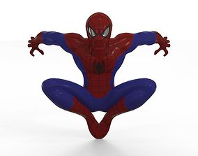 Spiderman 3D print model