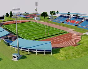3D Apia Park Stadium - Samoa