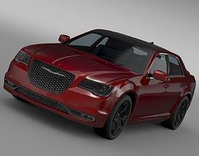 3D Chrysler 300S LX2 2017