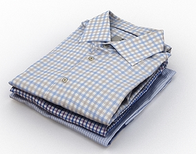 3D Shirt 002 businessman