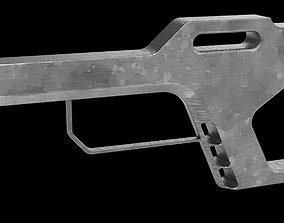 Part pistol 3D model