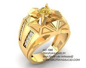3D print model 1085 Luxury Korea Men Ring