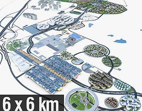 3D asset Business Park